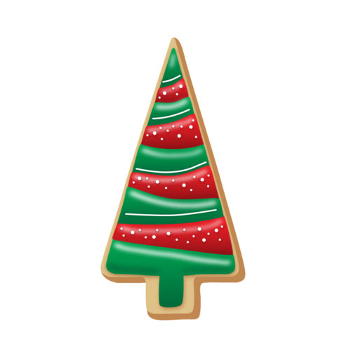 TBS Tall tree cookie cutter