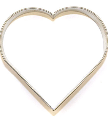 Extra large heart Cookie Cutter (15 x 15cm)