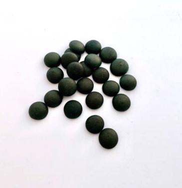 Black premade PYO colour disc's