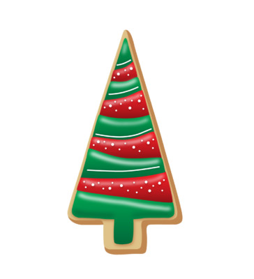 *TBS Tall tree cookie cutter